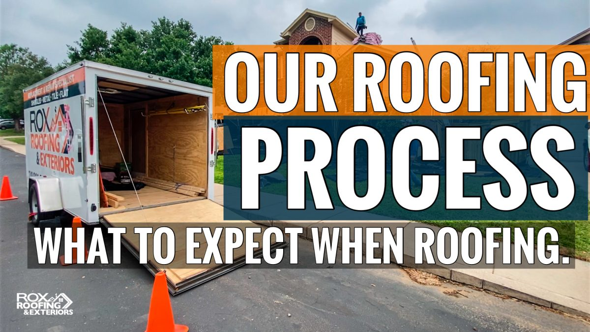 What Can I Expect When Replacing My Roof? [Our Roofing Process]